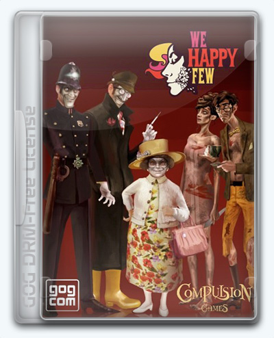 We Happy Few (2016) [En/Fr] (44776) License GOG