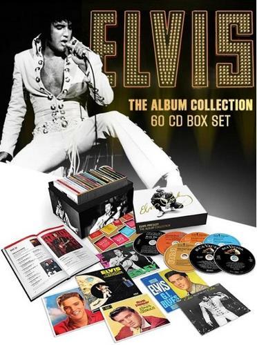 Elvis Presley - The RCA Album Collection (60CD Box-Set) (2016)