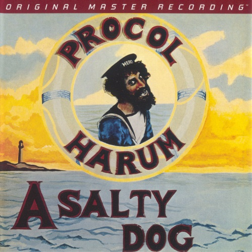 [SACD-R][OF] Procol Harum - A Salty Dog (Limited edition) - 1969 / 2017 (PsychedelicRock, Prog Rock)