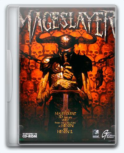 MageSlayer (1997) [Ru/En] (1.1) Repack 1nomok