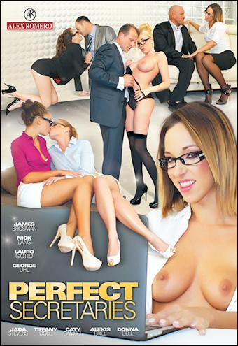 [Alex Romero] Идеальные секретарши / Perfect Secretaries (2015) WEB-DL |