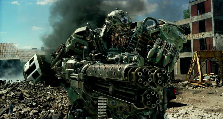 Трансформеры: Последний рыцарь / Transformers: The Last Knight