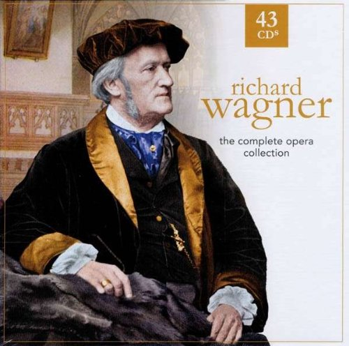Richard Wagner: The Complete Opera Collection (43CD) (2005)