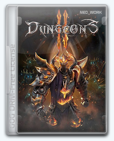 Dungeons 2 (2015) [Ru/Multi] (1.6.1.31/dlc) License GOG
