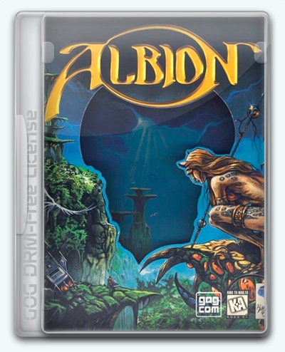 Albion (1995) [Ru/En] (1.0) License GOG
