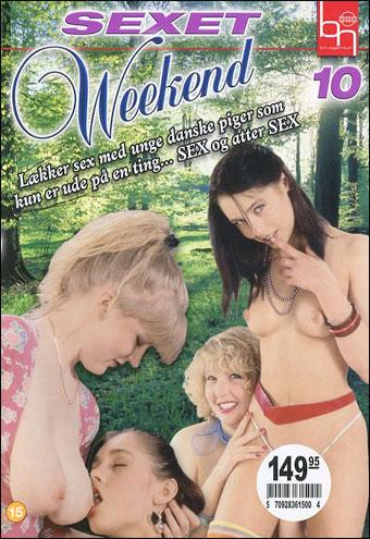 Сексуальные выходные 10 / Sexet Weekend 10 (1990) DVDRip |