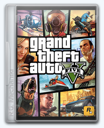 Grand Theft Auto V RePack R.G. Механики / [2015, Action]