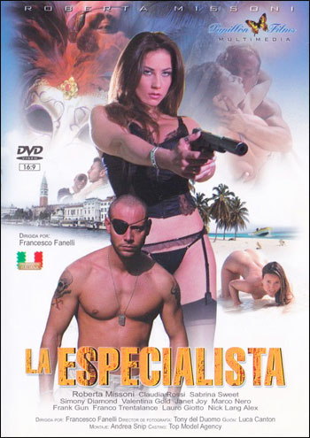 PINK'o - Специалист / La Especialista / The Specialist (2007) WEBRip |