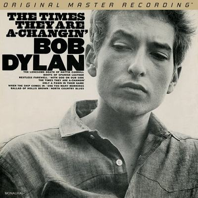Bob Dylan - The Times They Are A-Changin' (1964) {2017, MFSL Remastered, Monaural, CD-Layer & Hi-Res SACD Rip}
