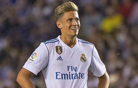 """Официально: М. Льоренте продлил контракт с """"Мадридом"""" до 2021 года"""