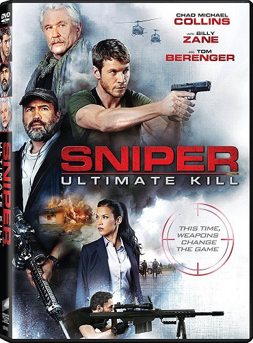 Sniper Ultimate Kill 2017 DVDRip XviD AC3-EVO