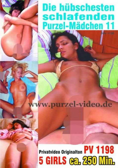 Die Hübschesten Schlafenden Purzel-Mädchen 11 (Purzel Video) [2017 г., All Sex, DVDRip]