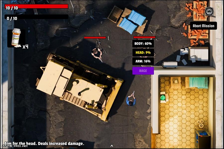 Bounty Hunter [2017] [Uncen] [ADV, 3DCG] [ENG] H-Game
