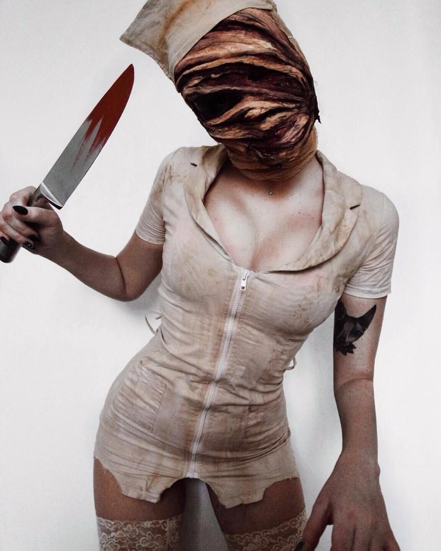 Медсестра из Брукхэвена