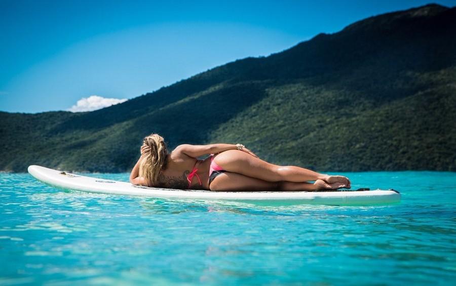 Когда устала от серфинга