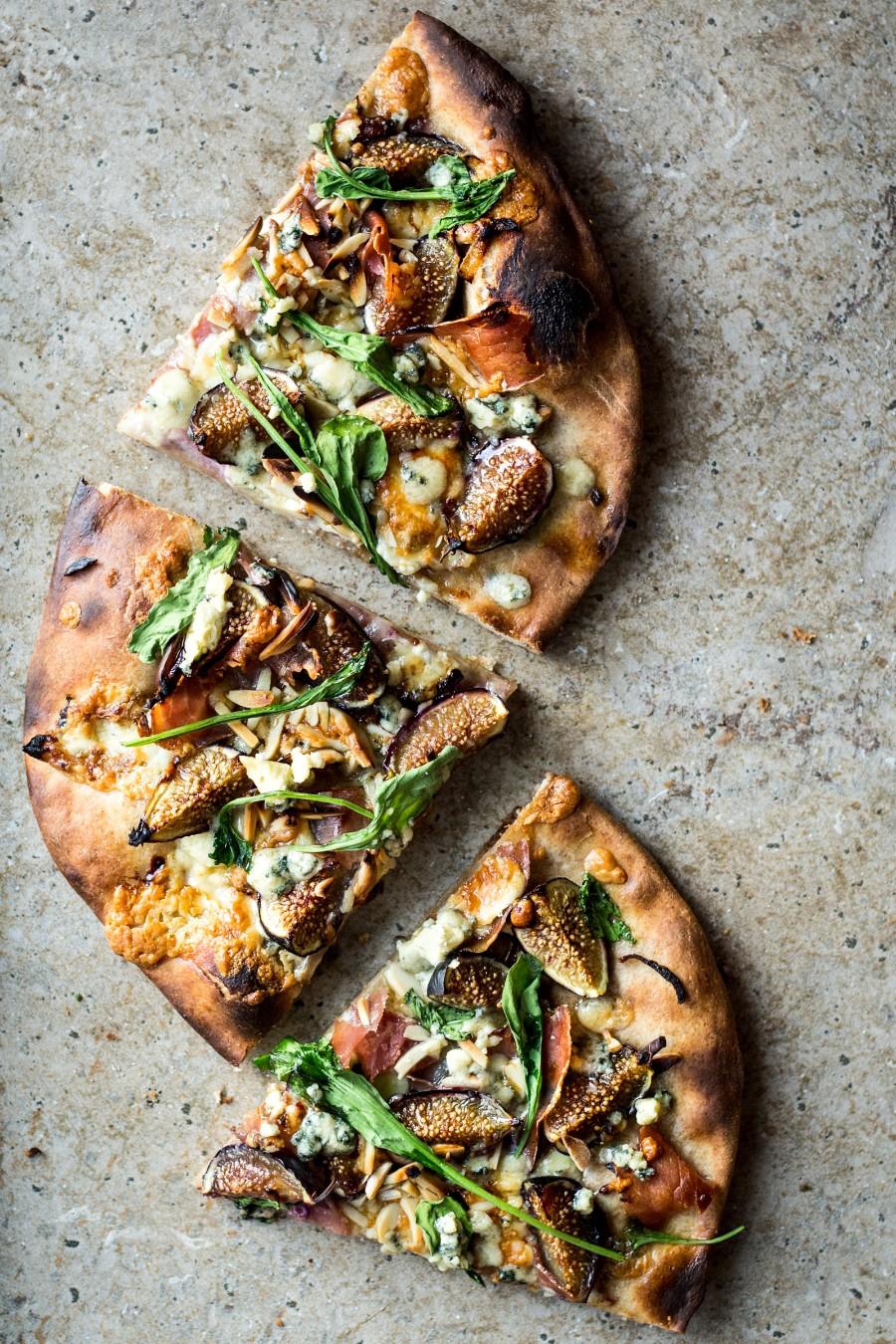 Пицца из печи