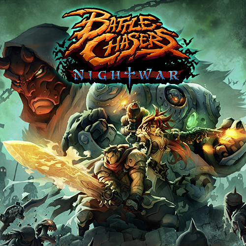 Battle Chasers: Nightwar (2017) PC | Лицензия