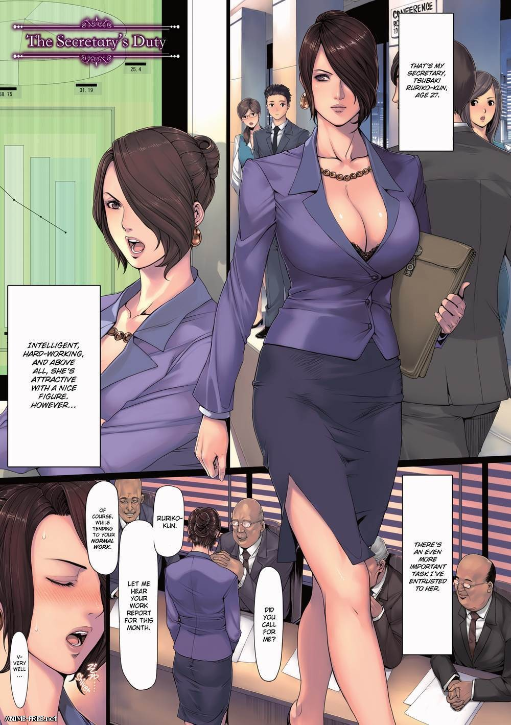 Oda Non (Non Virgin) [Uncen] [ENG] [4K] Manga Hentai