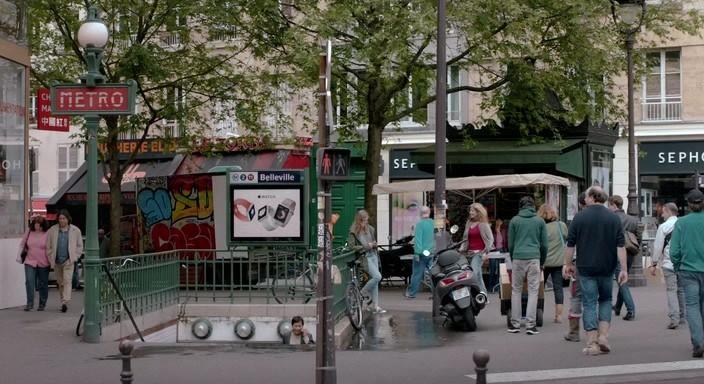 Мистер Штайн идёт в онлайн / Un profil pour deux (2017) WEB-DLRip