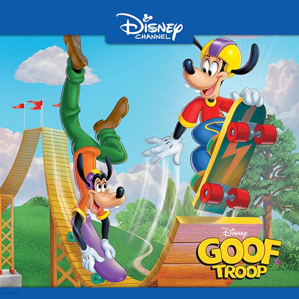 Гуфи и его команда / Goof Troop [S01-02] (1992-1993) WEB-DL 1080p | D | 52.54 GB