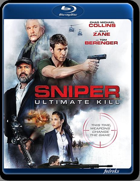Снайпер: Идеальное убийство / Sniper: Ultimate Kill (2017) BDRip 720p от HELLYWOOD   Лицензия