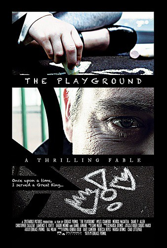 The Playground 2017 HDRip XviD AC3-EVO