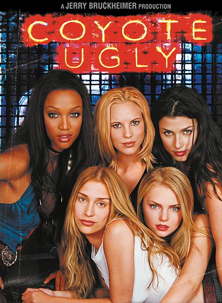 Бар «Гадкий койот» / Coyote Ugly (2000) WEB-DL 1080p | D, P, A | Theatrical Cut | Open Matte