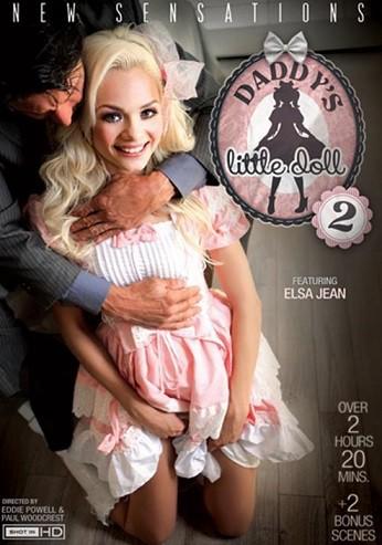 New Sensations - Папина маленькая куколка 2 / Daddy's Little Doll 2 (2015) DVDRip