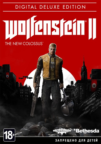Wolfenstein II: The New Colossus [Update 9 + DLCs] (2017) PC | Repack