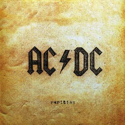 AC/DC - Rarities (2016) FLAC