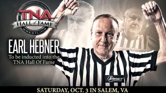 Эрл Хебнер уходит из Impact Wrestling