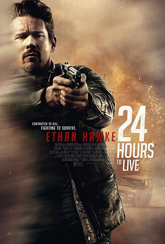 24 Hours to Live 2017 HDRip XviD AC3-EVO