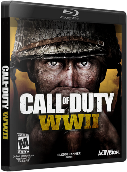 Call of Duty: WWII - Digital Deluxe Edition v 1.3 (2017) [Rus/Eng] RePack by xatab