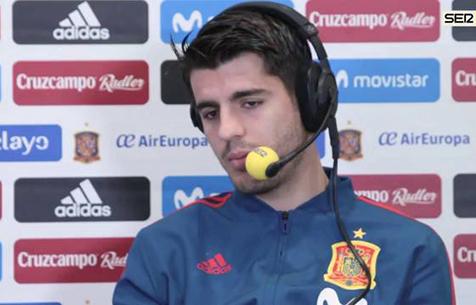 """Мората: """"Иско - самый важный игрок """"Мадрида"""" и сборной Испании"""""""