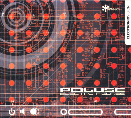 (Breakbeat, Electroclash, Techno, Electro) [CD] Poluse - Electro Figures - 2006, FLAC (image+.cue), lossless