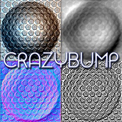 CrazyBump 1.22 RePack by Serka [En]