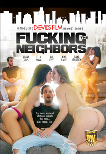 Devil's Film - Трахнутые соседи / Fucking The Neighbors (2017) DVDRip |
