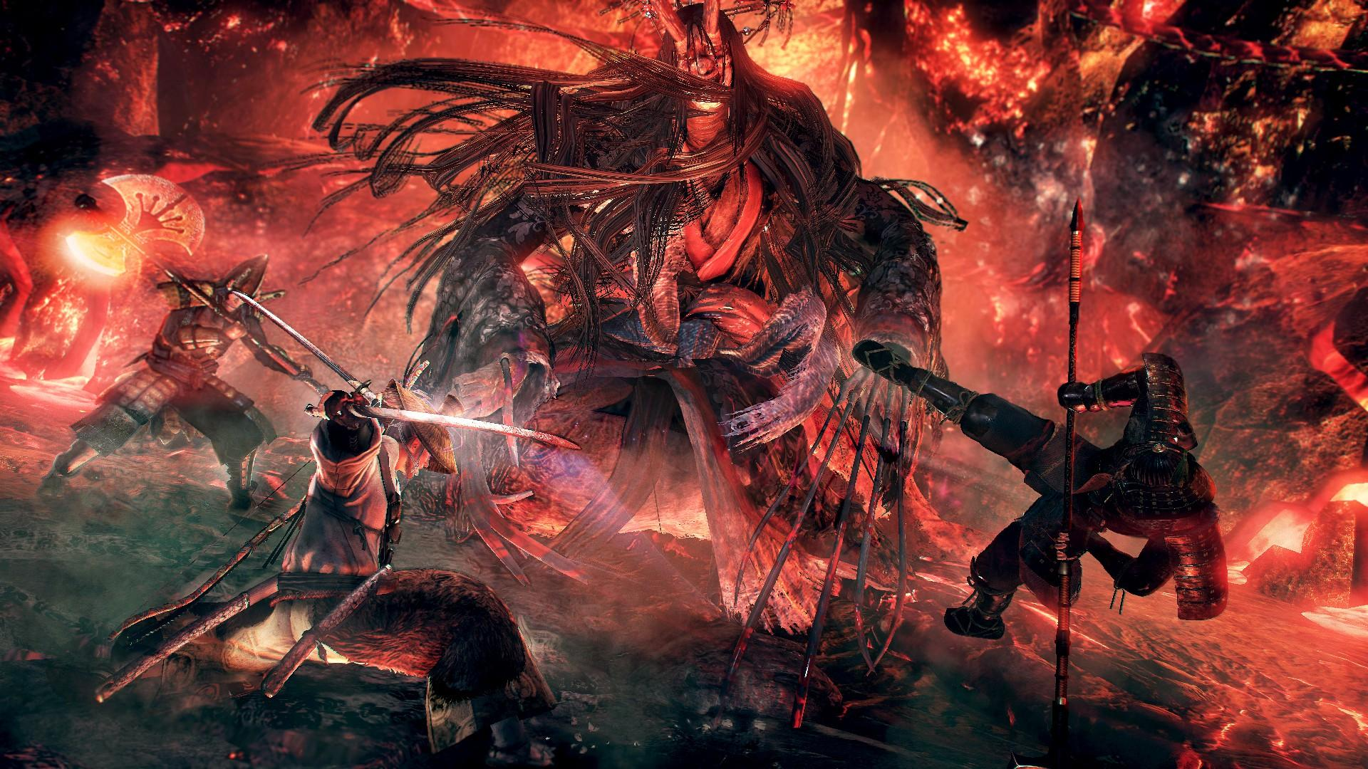 Nioh: Complete Edition [v 1.21.02] (2017) PC | RePack от xatab