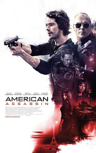 American Assassin 2017 720p WEB-DL H264 AC3-EVO
