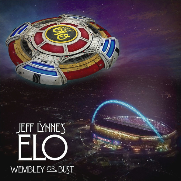 Jeff Lynne's ELO - Wembley or Bust (2017) BDRip 720p