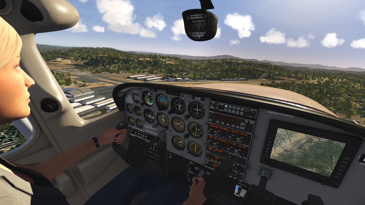 Aerofly FS 2 Flight Simulator (2017) PC | Лицензия