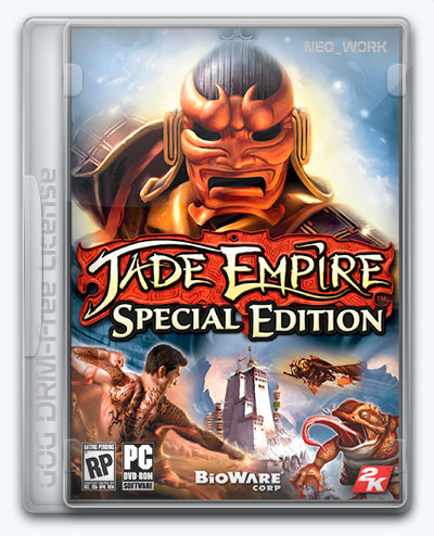 Jade Empire (2005) [Ru/En] (1.00) License GOG [Special Edition]