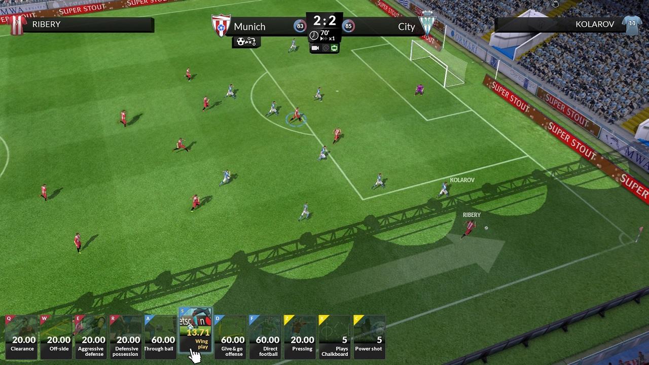 Football Club Simulator - FCS 18 (2017) PC | Лицензия