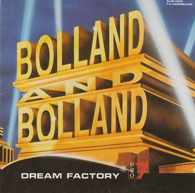 Bolland & Bolland - Dream Factory (1991) FLAC