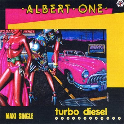 Albert One - Turbo Diesel [Maxi Singles Collection] (2000) FLAC