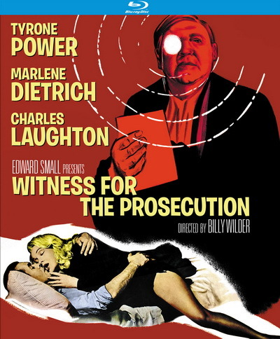 Свидетель обвинения / Witness for the Prosecution (1957) BDRemux 1080p | D, P, L1