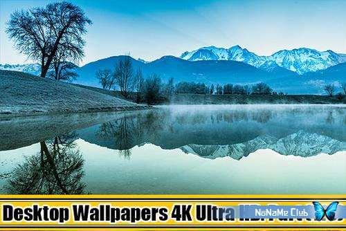 Обои - Desktop Wallpapers (4K) Ultra HD. Part (119) [JPG]
