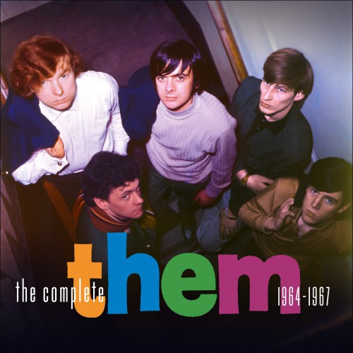 [TR24][OF] Them - The Complete Them 1964-1967 - 2015 (Blues Rock, Garage)