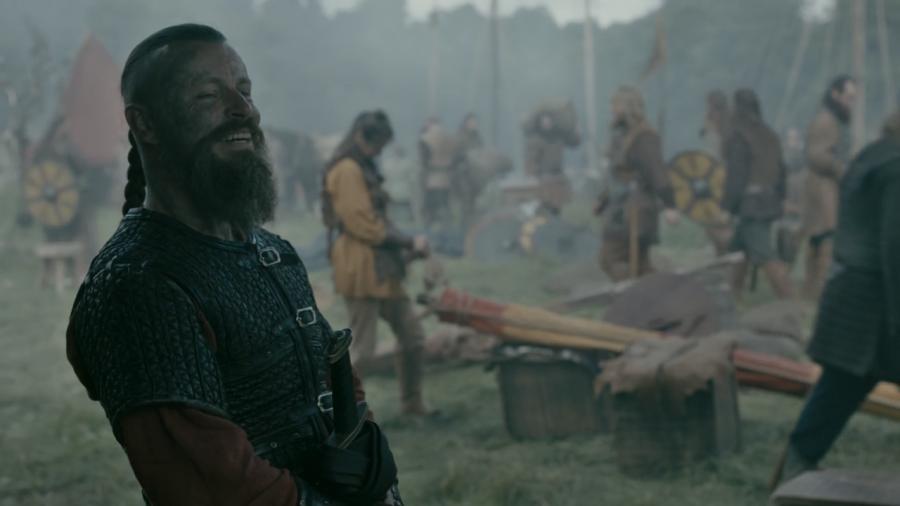 Викинги / Vikings [05x01-03 из 20] (2017) HDTV 720p | AlexFilm