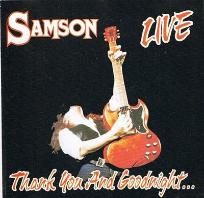 Samson - Thank You and Goodnight... [Live] (1985) MP3
